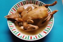 鲜甜 党参 乳鸽汤的做法