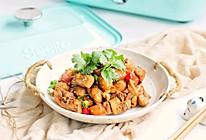 【一食呓语】青椒土豆胡萝卜红烧鸡块。的做法