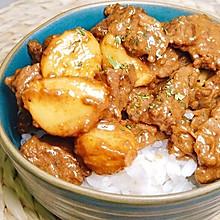米饭杀手:蒜子牛肉粒超级好吃有食欲