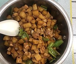 拌饭土豆丁的做法