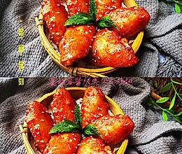 创意爆棚~~蔓越莓酱烤奥尔良鸡翅的做法