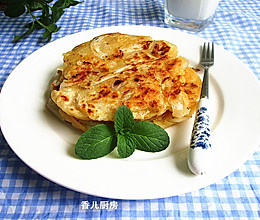银鱼泡菜饼的做法