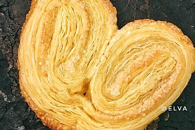 蝴蝶酥(黄油开酥版) 吃过的都说比哈尔滨食品厂的好吃