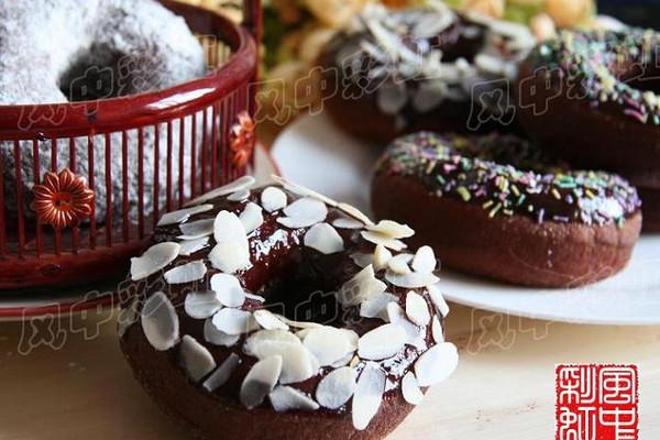 软Q甜甜圈的做法