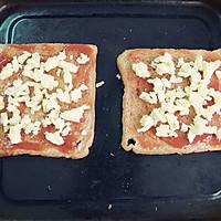 简易培根火腿披萨的做法图解2