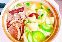 #百变鲜锋料理#鲍汁蚝油馄饨的做法