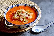 番茄龙利鱼汤#快乐宝宝餐#的做法