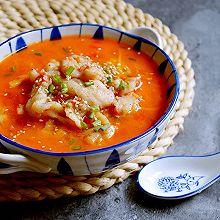 番茄龙利鱼汤#快乐宝宝餐#