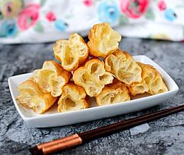 家常油条怎么炸 老师傅分享的方子 让你在家轻松做出好吃的油条的做法