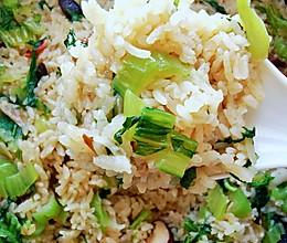特色米饭:闽南海鲜芥菜咸饭的做法