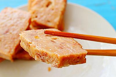 午餐肉│无添加全是肉