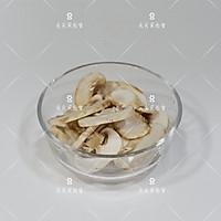 南瓜口蘑咸燕麦粥的做法图解1