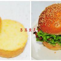 【好吃又好看的鸡肉汉堡】的做法图解11