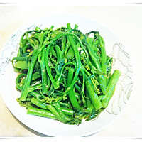 蒜蓉菜心的做法图解11