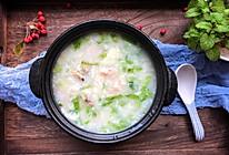 #洗手作羹汤#海鲜疙瘩汤的做法