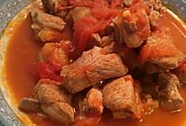 番茄炖排骨的做法