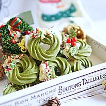 圣诞花环曲奇饼干#安佳食力召集,力挺新一年#
