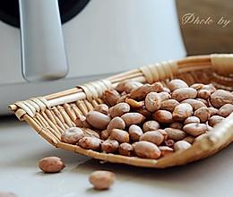 在家最下酒小零食五香花生米的做法