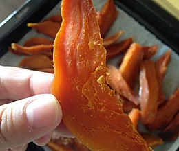 地瓜干(红薯干)的做法
