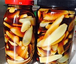 糖醋仔姜的做法