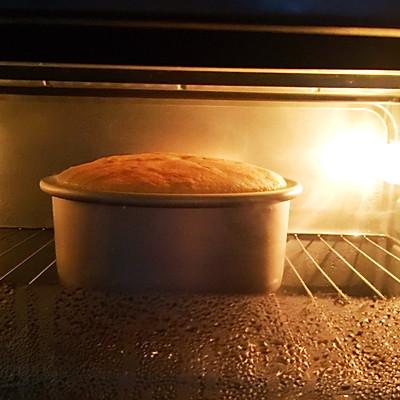 戚风蛋糕6寸简单蛋糕新手详细教程