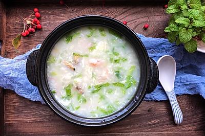 #洗手作羹汤#海鲜疙瘩汤