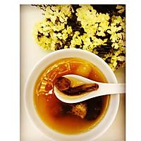 竹荪干贝菌菇汤