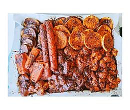 家常烤箱版烤肉,简单快手,美味不输餐厅,新手必备,零失败!的做法