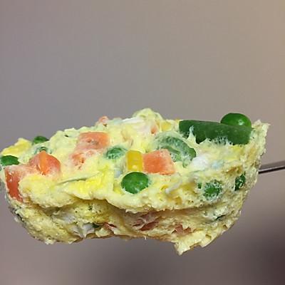 闪电早餐之微波炉鸡蛋