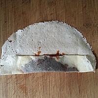 红豆沙春卷的做法图解5