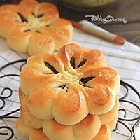 四叶草豆沙面包#急速早餐#的做法图解24