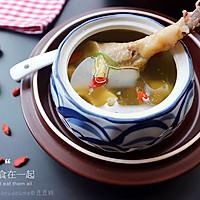 坤博砂锅--天麻煲鸡汤