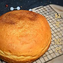 #餐桌上的春日限定#阳春三月红圆面包