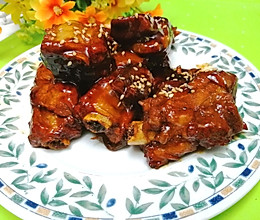 红烧排骨#下饭红烧菜#的做法