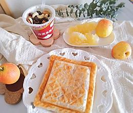 手抓饼的花式吃法(10分钟搞定高颜值早餐)的做法