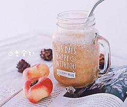 减脂 | 夏日蜜桃红茶的做法