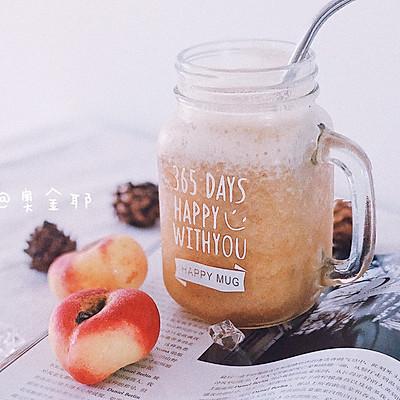 减脂   夏日蜜桃红茶