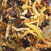 鱼香肉丝#金龙鱼外婆乡小菜籽油 外婆的时光机#的做法图解11