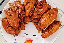 玫瑰腐乳烧鸡翅的做法