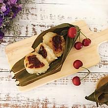 #甜粽VS咸粽,你是哪一黨?#香煎甜粽