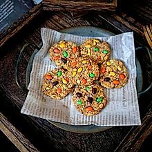 #秋天怎么吃#燕麦饼干