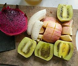 综合果汁的做法