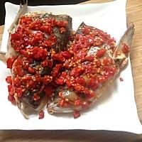 剁椒鱼头的做法图解6