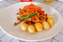 #橄享国民味 热烹更美味#爆炒三丝的做法