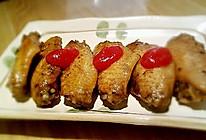 烤鸡翅(红酒鸡翅)的做法