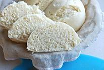 老式发面馒头~豆渣馒头(自然发酵,不用酵母)的做法