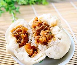 萝卜丝北极虾仁包子的做法