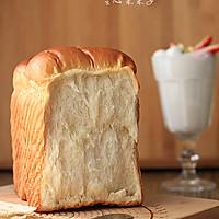 【鲜奶高蛋白吐司】——拉丝狂魔的最爱的做法图解1