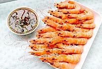 粤式经典--白灼虾,酱汁的做法