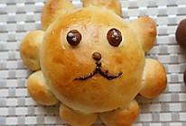 小狮子面包的做法